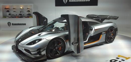 Legdrágább autó .Koenigsegg CCXR Trevita