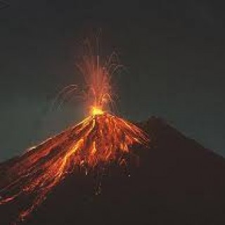 természeti katasztrófa,vulkán