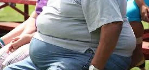 Elhízott, kövér ember