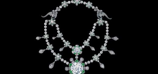 A legdrágább gyémánt nyakék
